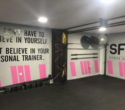 GriTRX Mini Group Personalnd Athens, CrossNfit, Fitness, Kick Box, MMA, BJJ, Παγκράτι, Βύρωνας, Καισαριανή